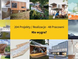 252 zgłoszenia w konkursie Innowacje w Architekturze. Kto wygra?