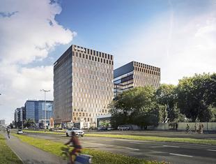 Kompleks biurowy Wave w Gdańsku